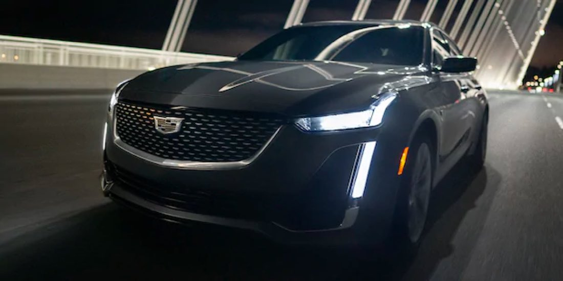 2021 Cadillac CT5 With Signature Led Lighting