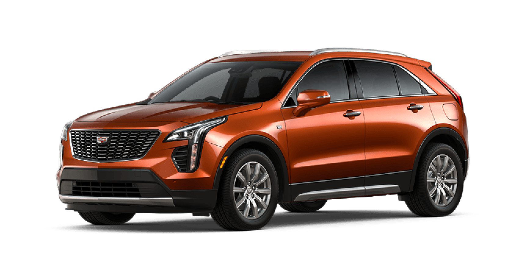 Autumn Metallic 2021 Cadillac XT4
