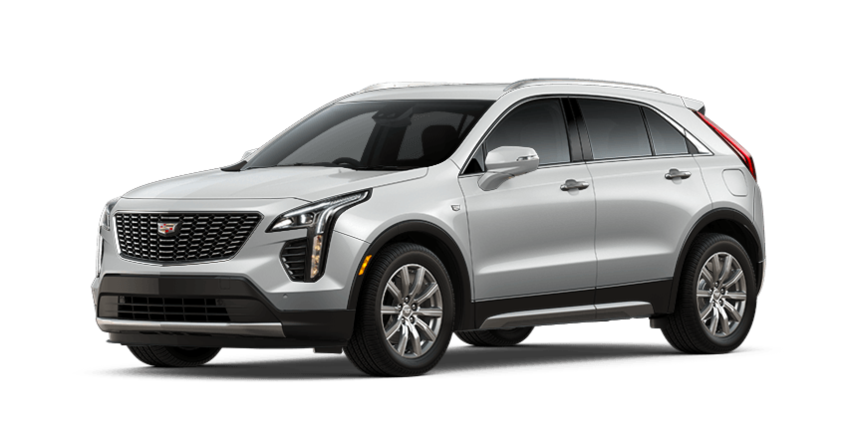 Crystal White Tricoat 2021 Cadillac XT4