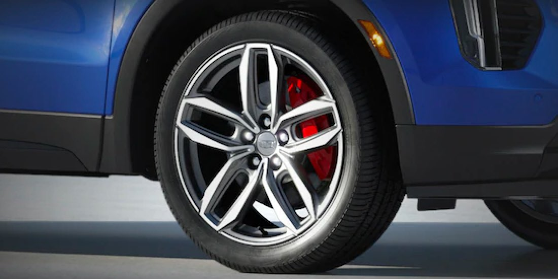 2021 Cadillac XT4 ALLOY WHEELS