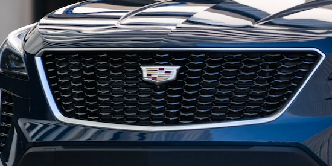 2021 Cadillac XT4's Sport Grille