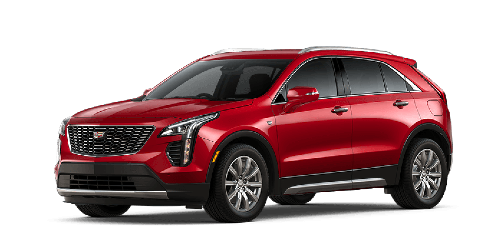 Infrared Tincoat 2021 Cadillac XT4