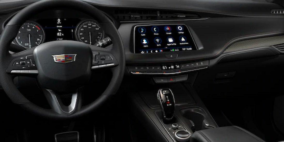 2021 Cadillac XT4 Interior Style