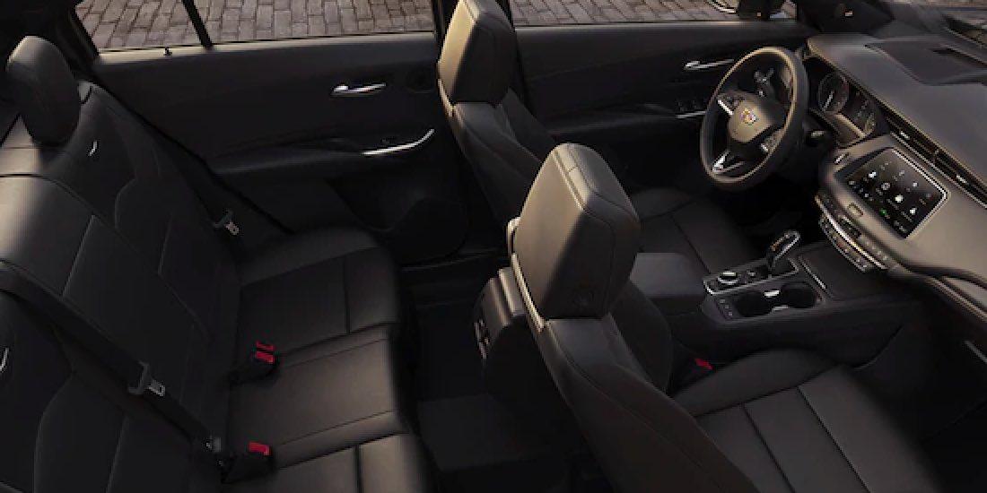 2021 Cadillac XT4 Interior Space