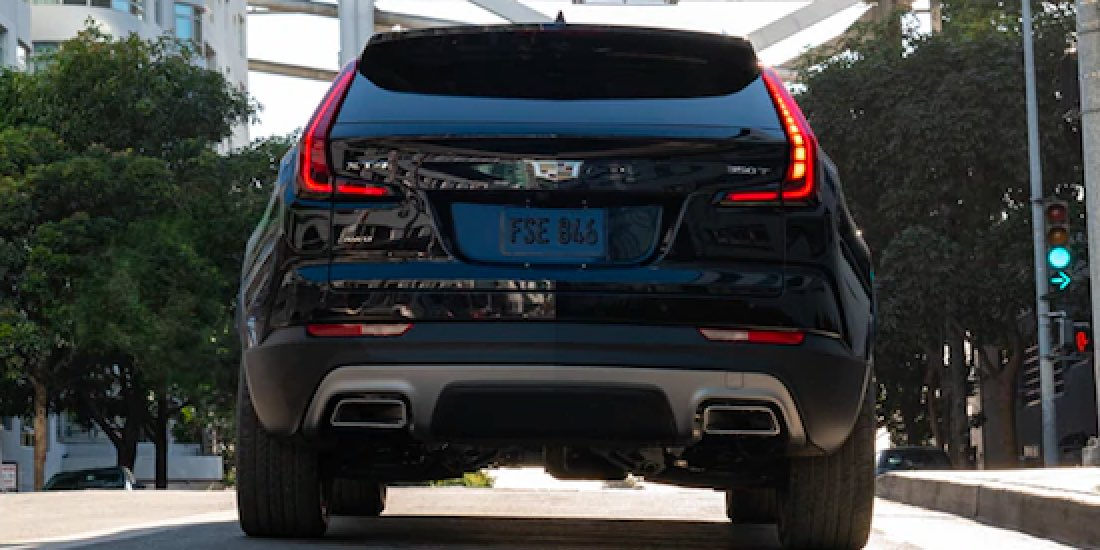 2021 Cadillac XT4's Twin-Clutch All-Wheel Drive