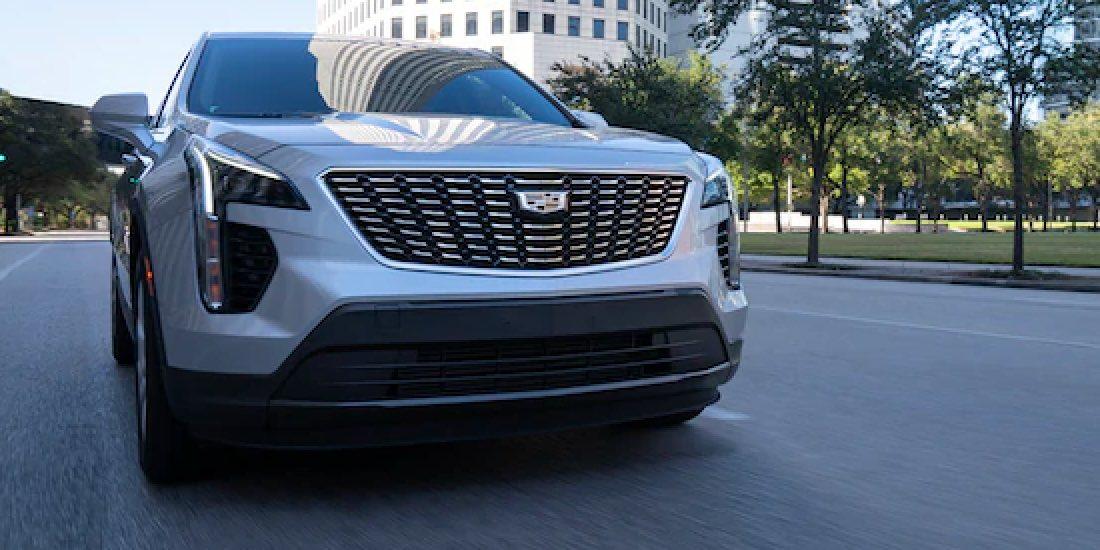 2021 Cadillac XT4's Selectable Drive Modes