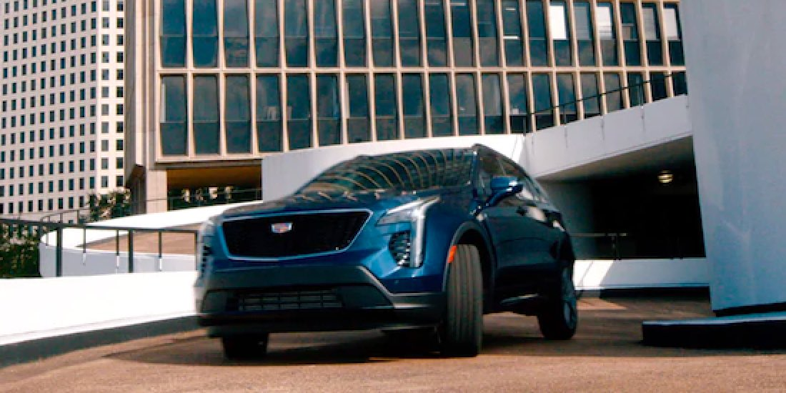 2021 Cadillac XT4's Active Sport Suspension