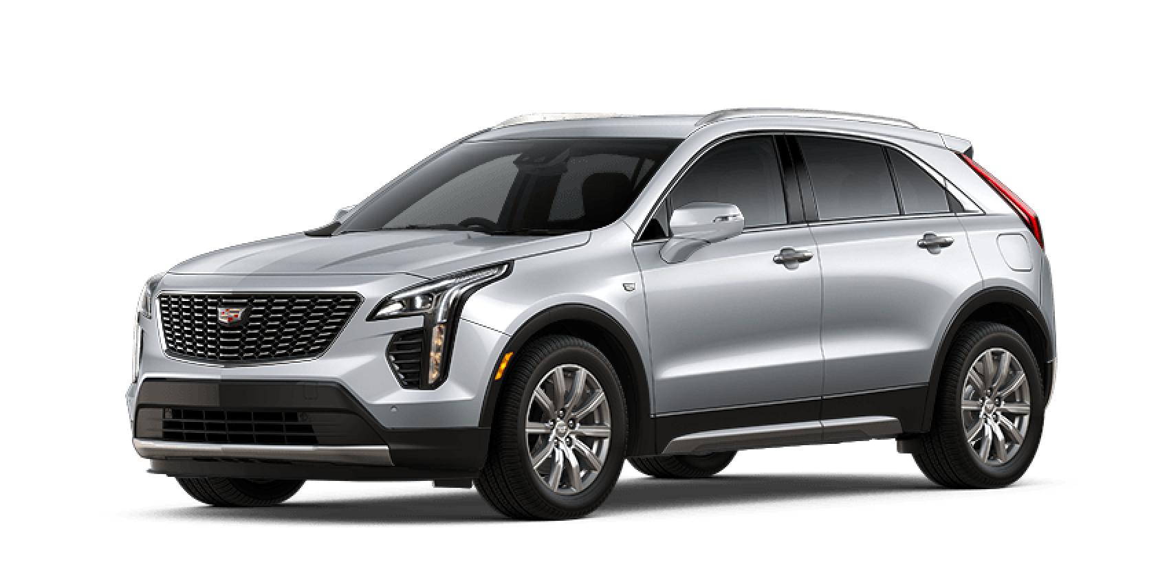 Radiant Silver Metallic 2021 Cadillac XT4