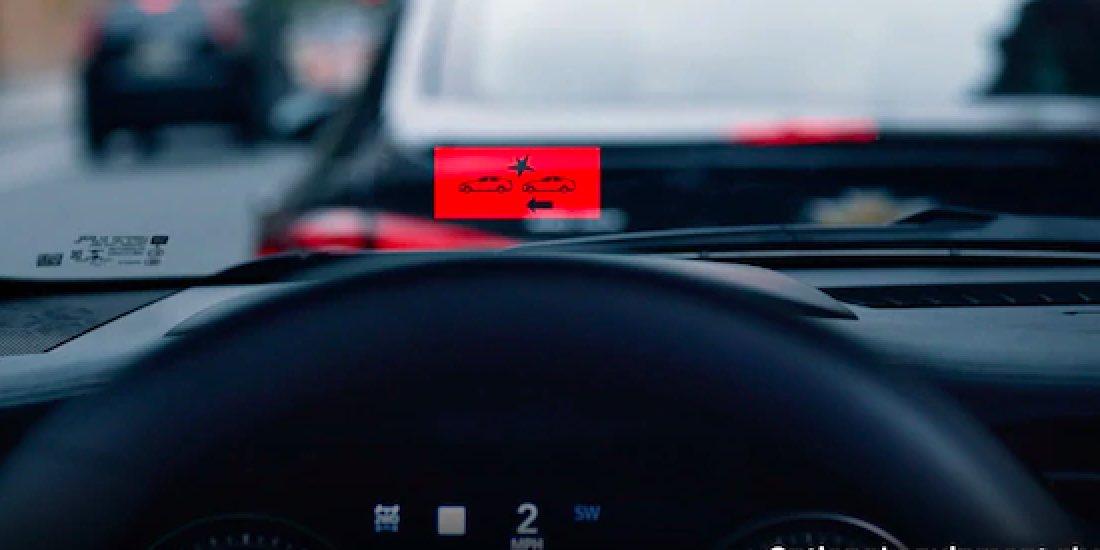 2021 Cadillac XT4 With Automatic Emergency Braking