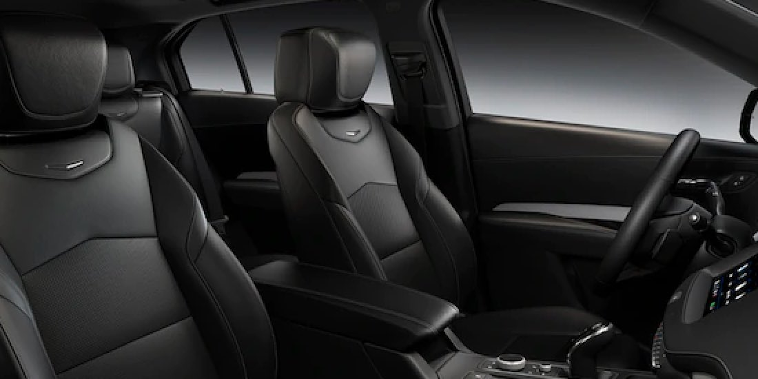 2021 Cadillac XT4's Safety Alert Seat
