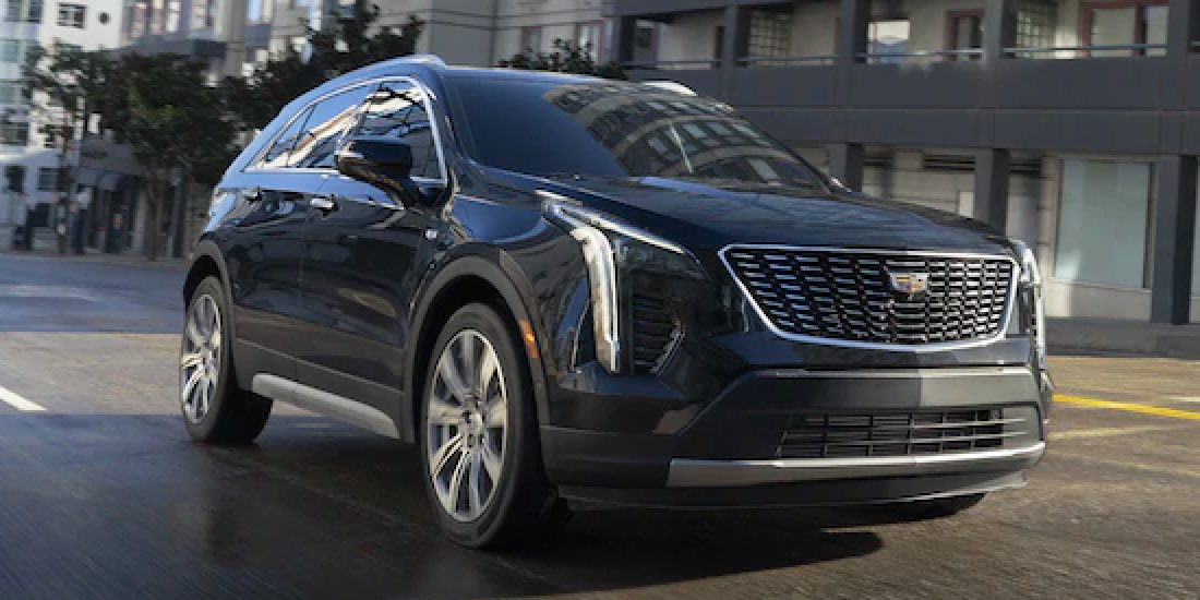 2021 Cadillac XT4's Adaptive Cruise Control