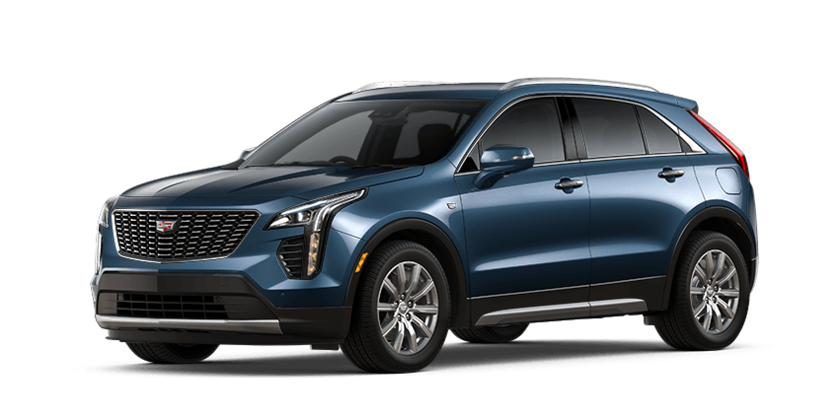 Twilight Blue Metallic 2021 Cadillac XT4