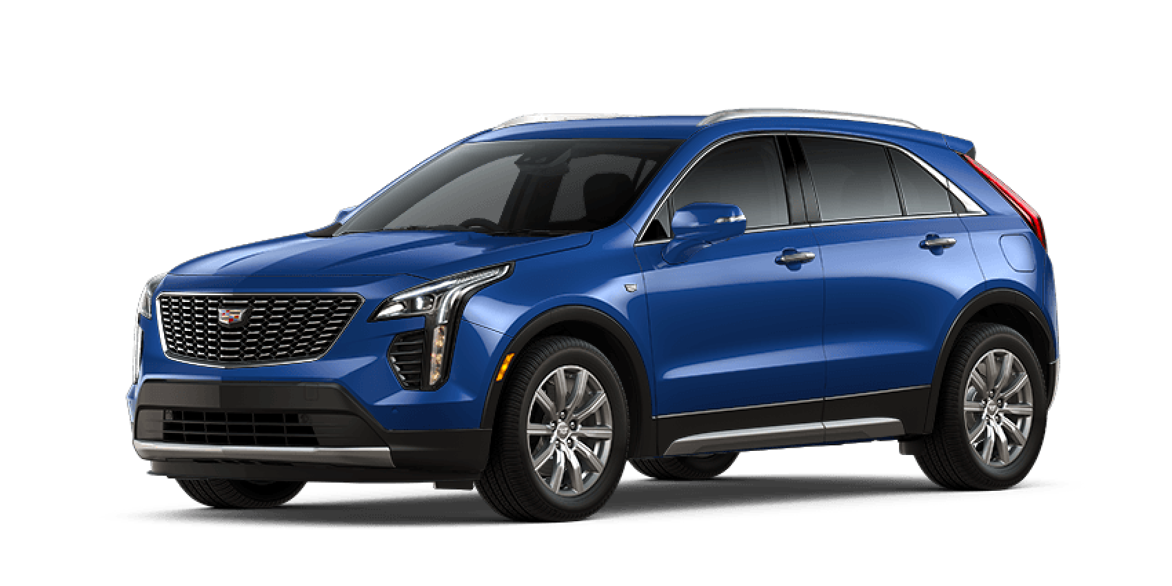 Wave Metallic 2021 Cadillac XT4