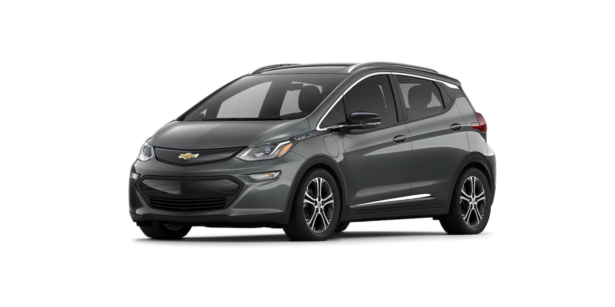 2021 Chevy Bolt EV in Nightfall GRAY METALLIC