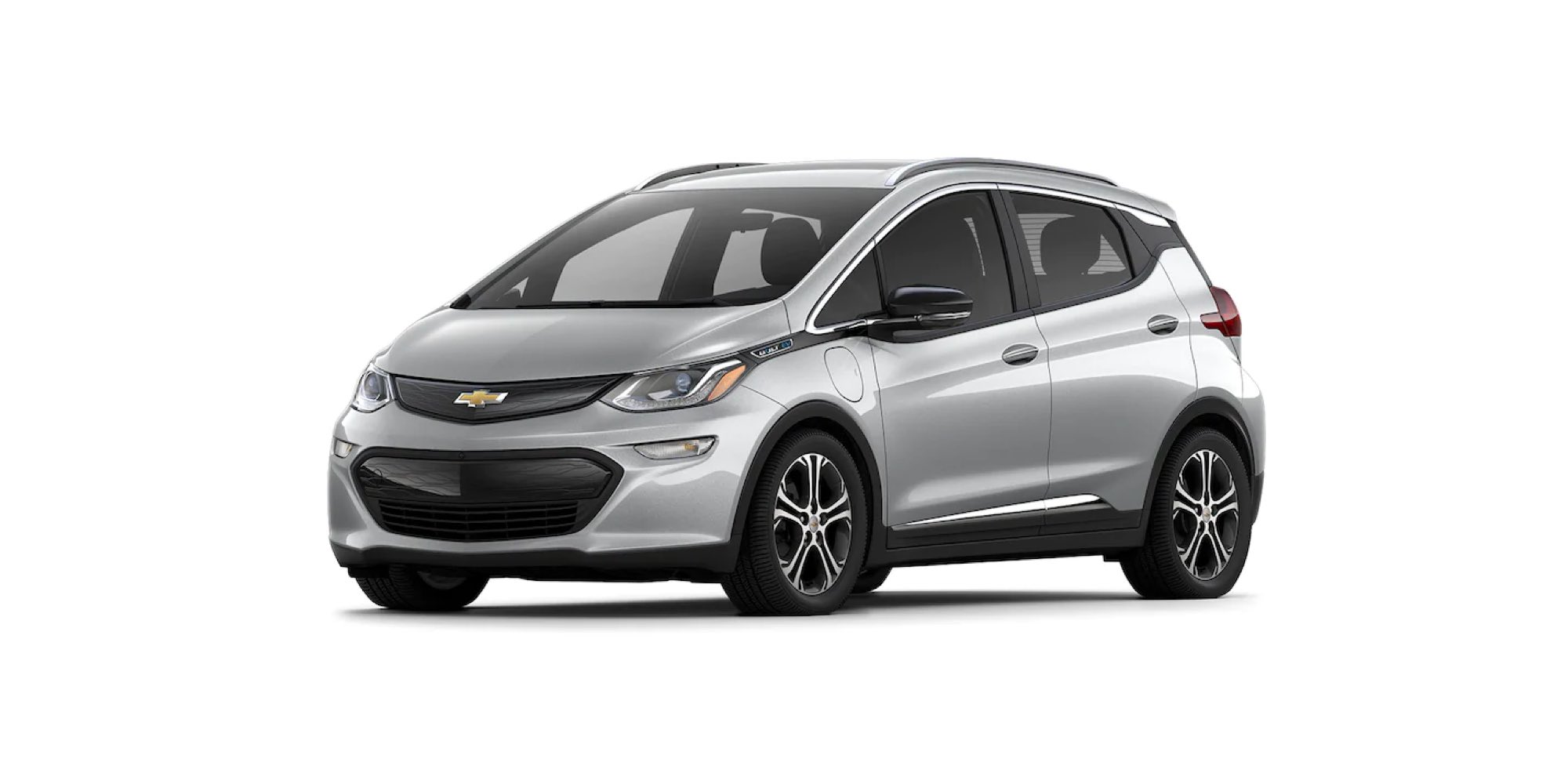 2021 Chevrolet Bolt EV in Silver Ice Metallic