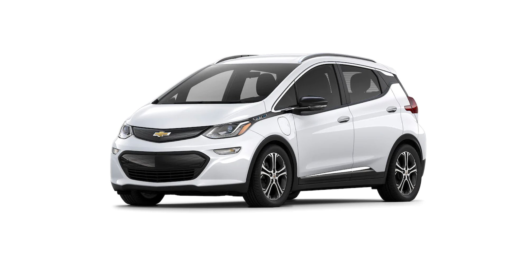 2021 Chevy Bolt EV in Summit White