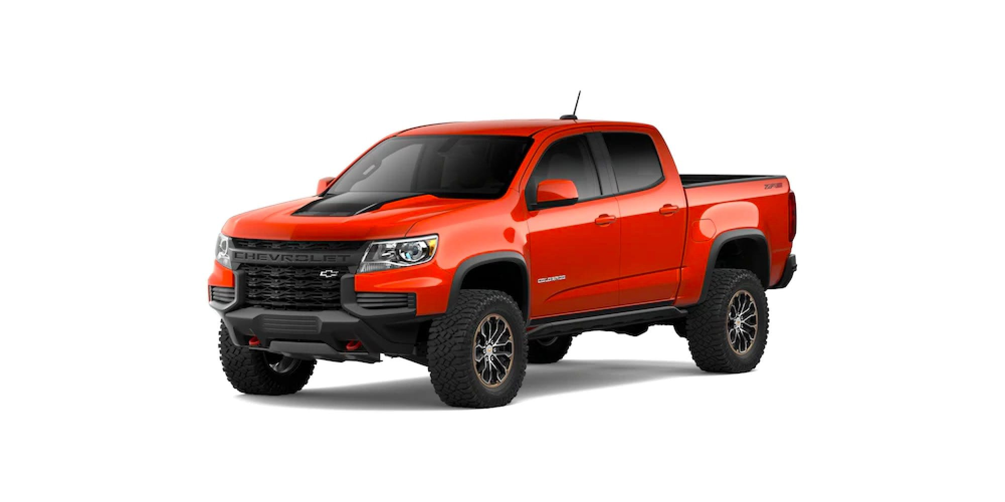 2021 Chevy Silverado in Crush