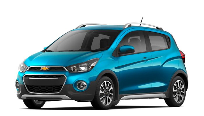 2021 Chevy Spark ACTIV