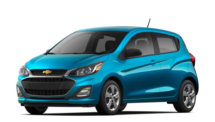 2021 Chevy Spark LS