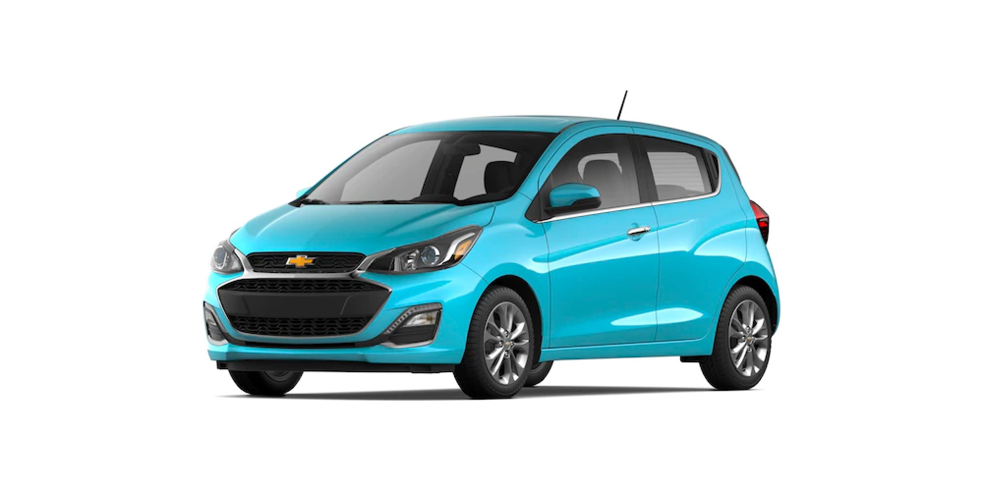 2021 Chevrolet Spark in Mystic Blue