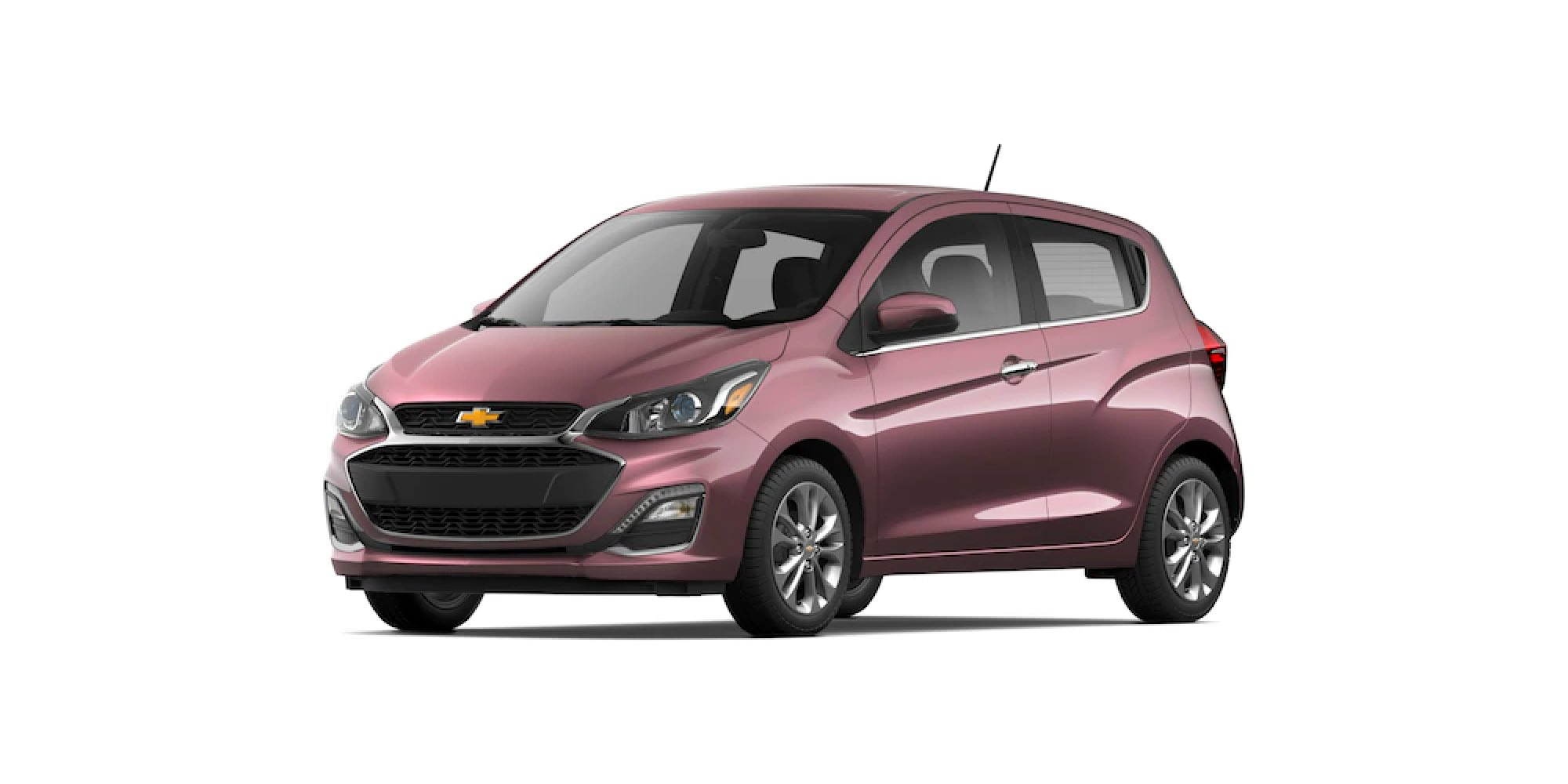 2021 Chevy Spark in Passion Fruit