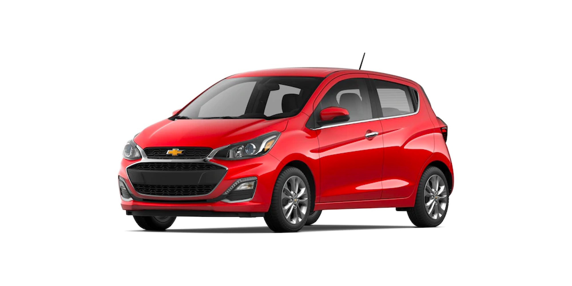 2021 Chevy Spark in Red Hot