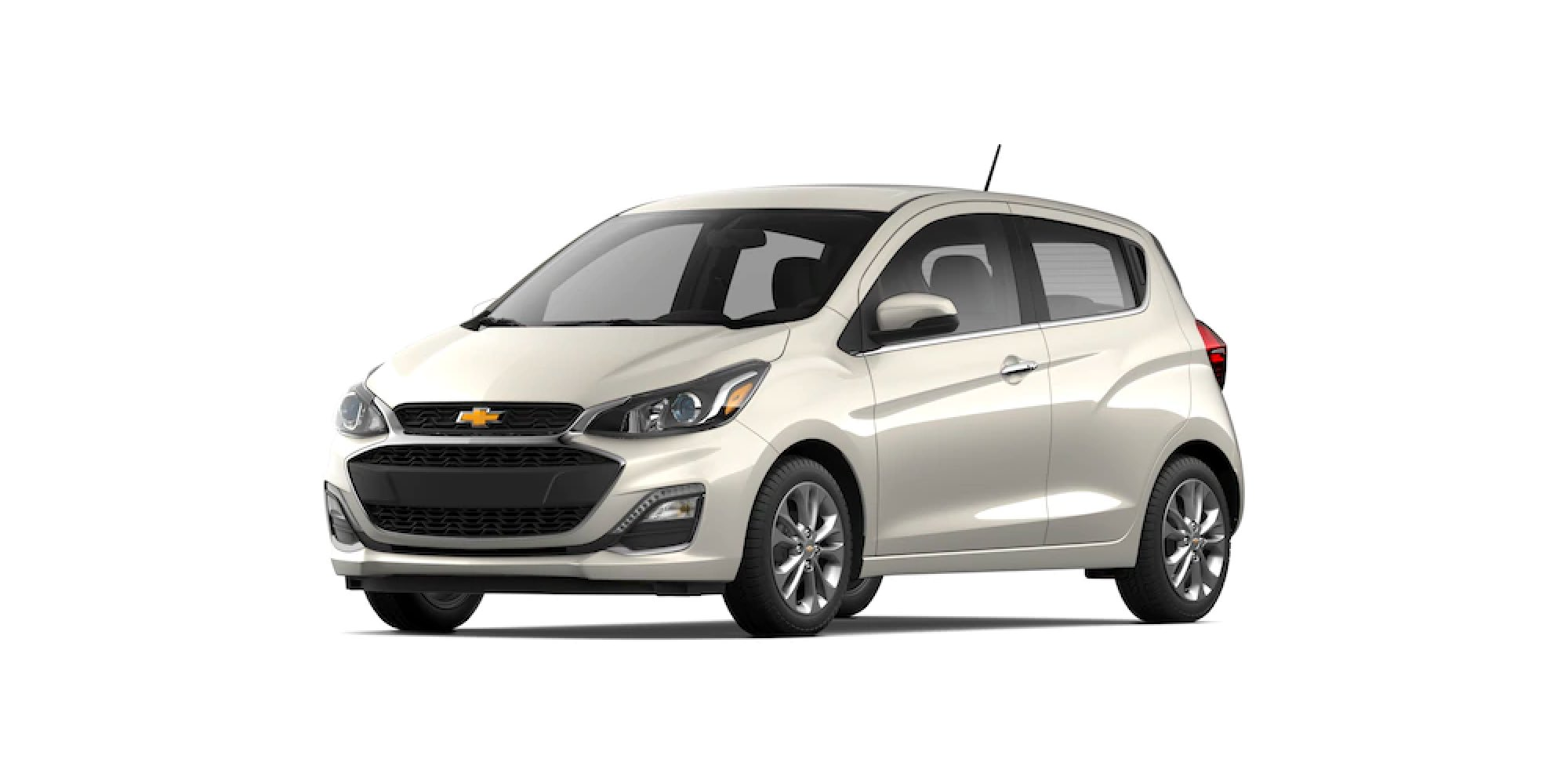 2021 Chevrolet Spark in Toasted Marshmallow