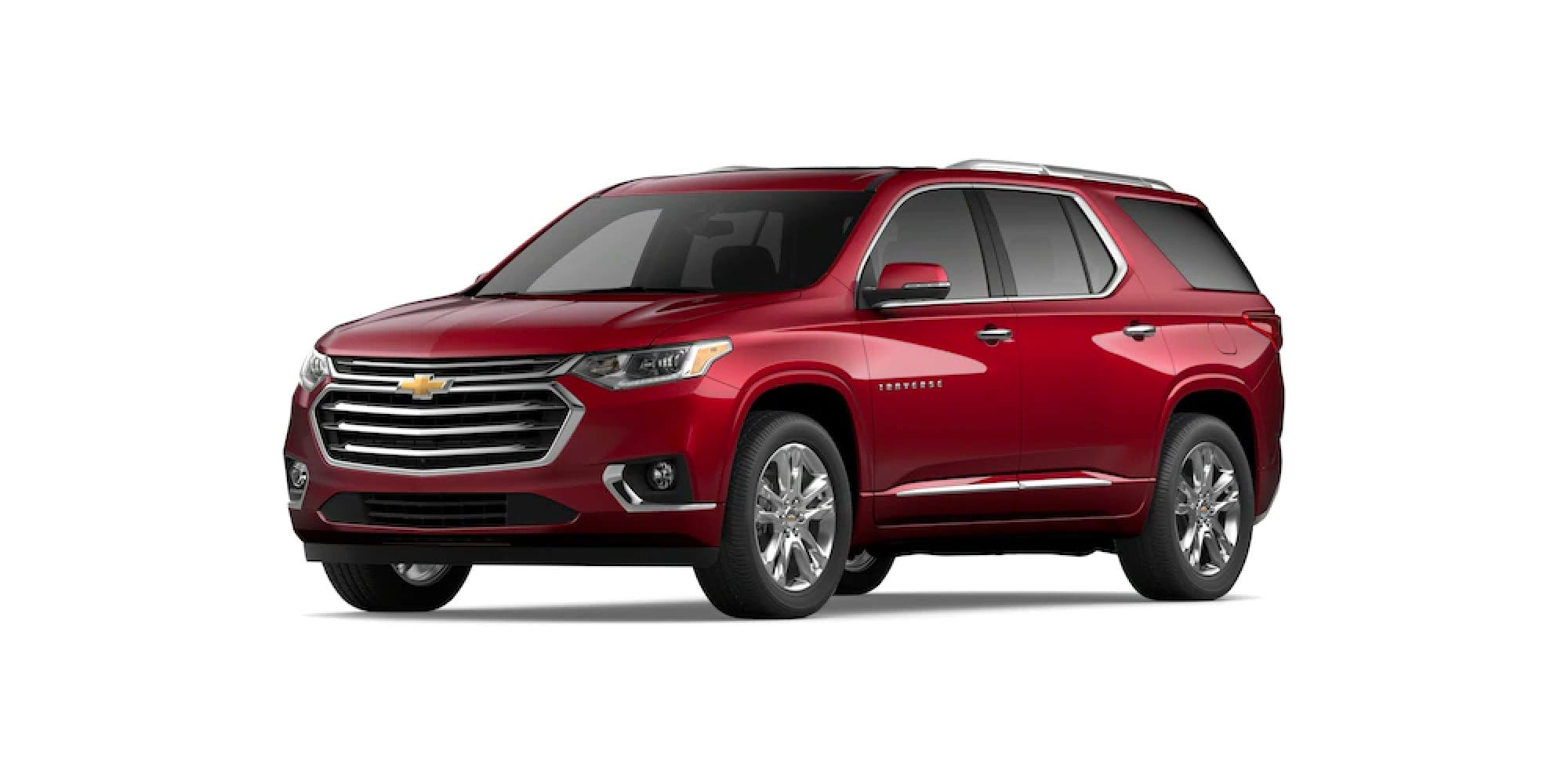 2021 Chevy Suburban in Cajun Red Tintcoat