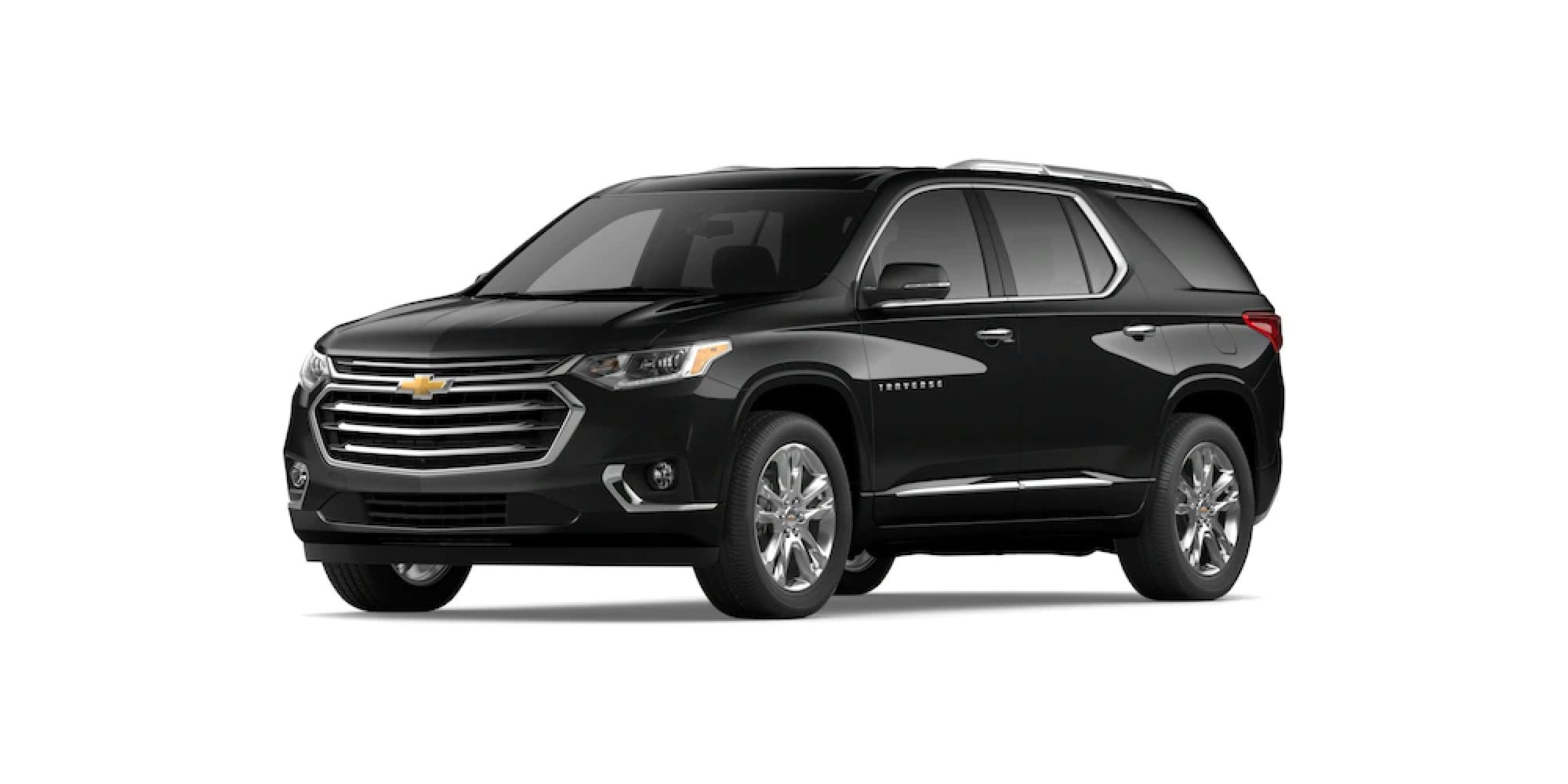 2021 Chevy Traverse in Mosaic Black Metallic