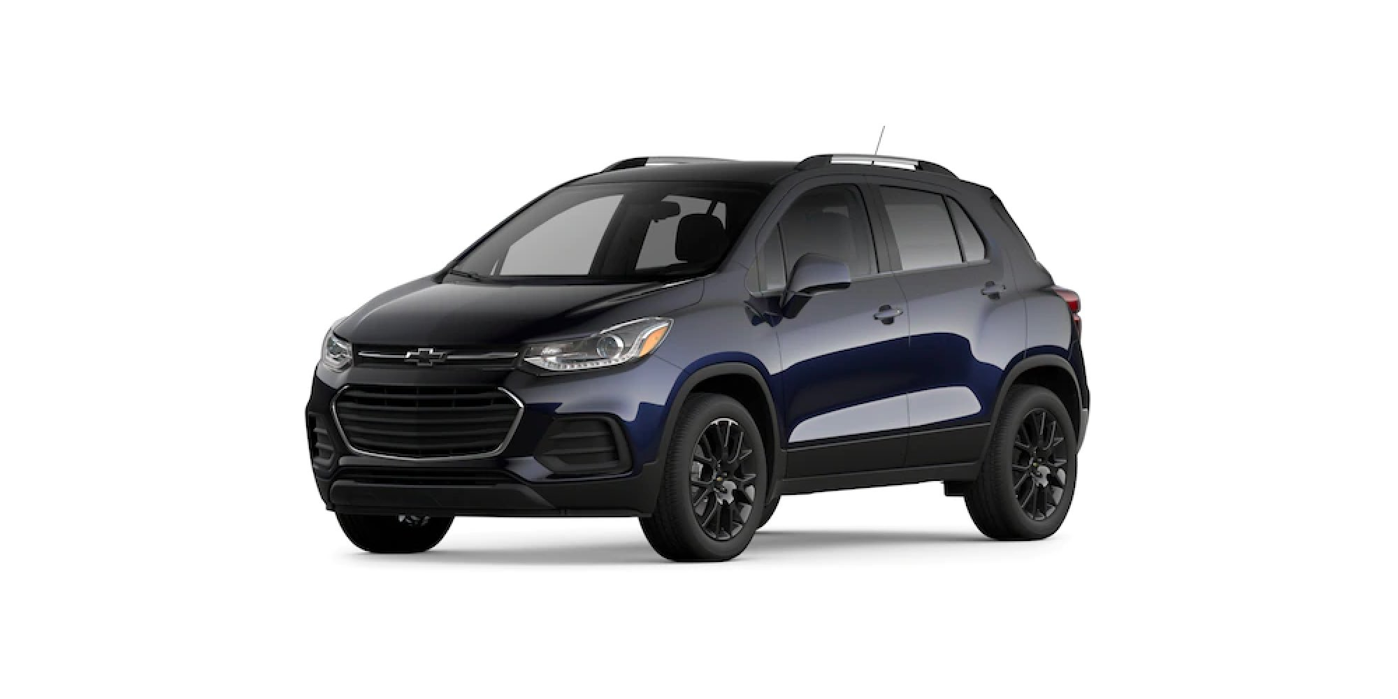 2021 Chevy Trax in MIDNIGHT BLUE METALLIC