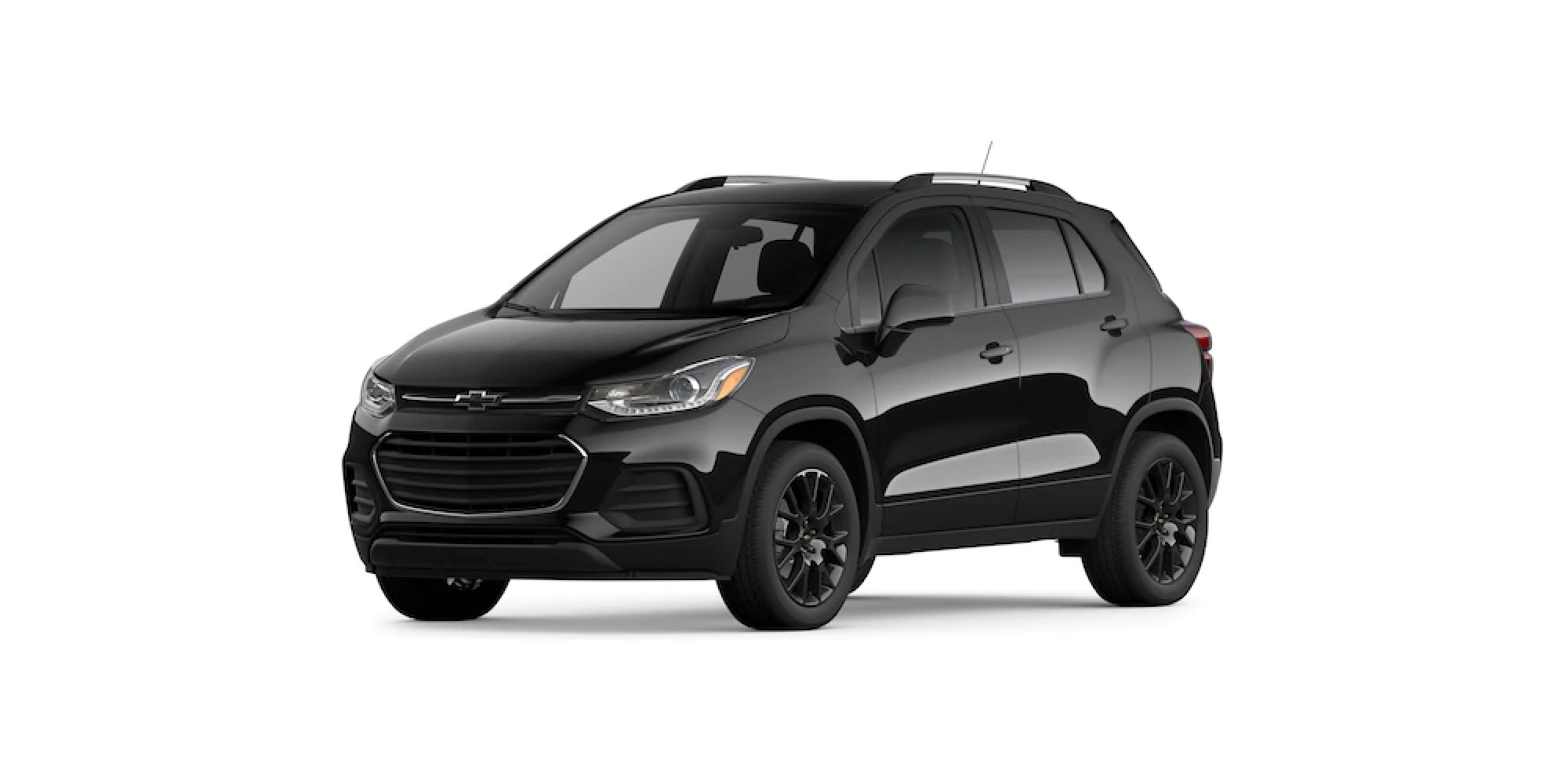 2021 Chevy Trax in Mosaic Black Metallic
