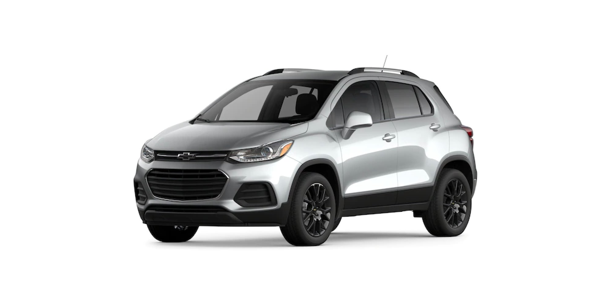 2021 Chevrolet Trax in Silver Ice Metallic