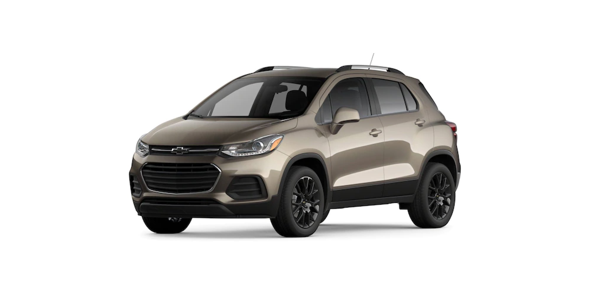 2021 Chevy Trax in STONE GRAY METALLIC