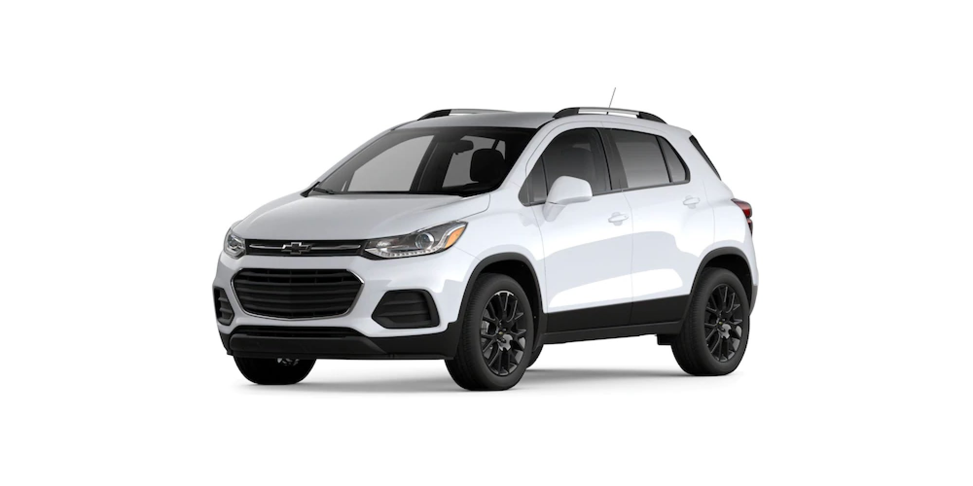 2021 Chevy Trax in Summit White