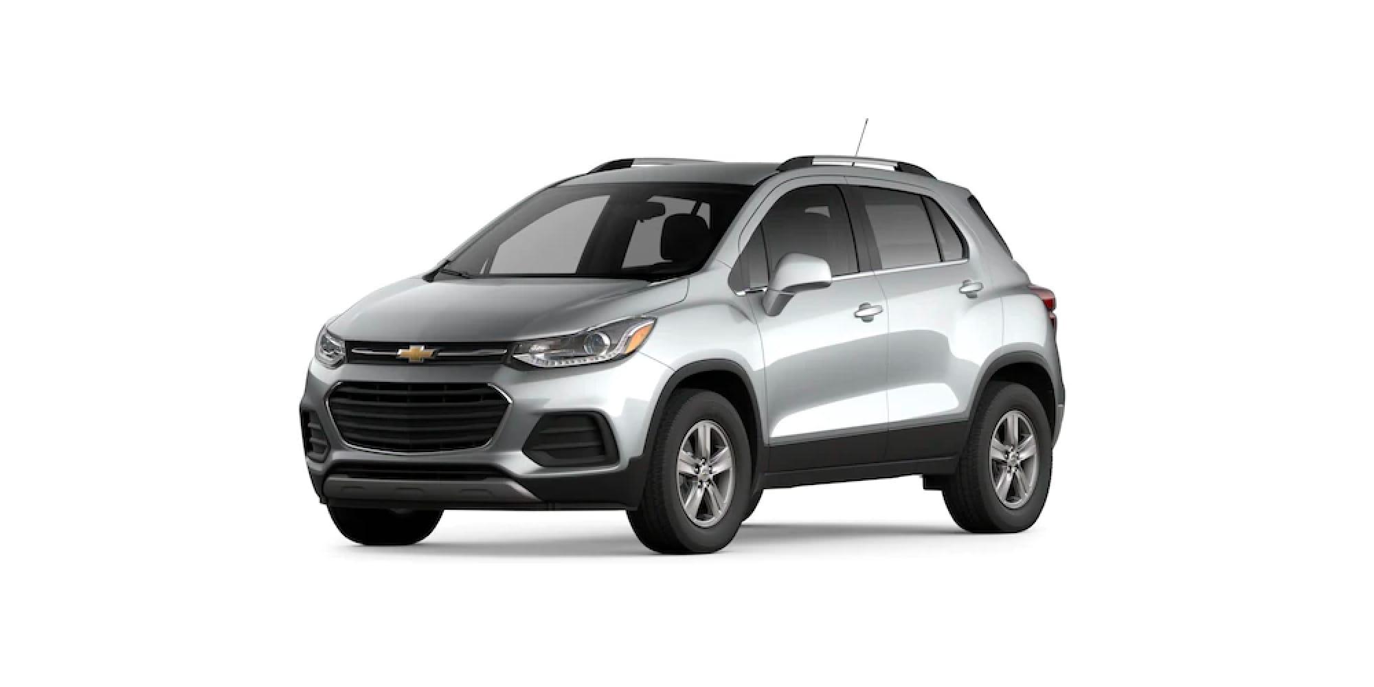 2022 Chevrolet Trax in Silver Ice Metallic