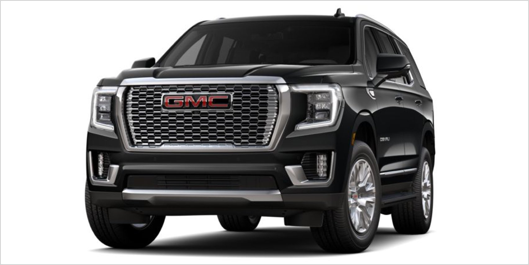 2021 GMC Yukon in Onyx Black