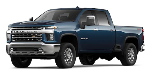 All-New Silverado HD