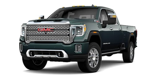 Next Generation Sierra Heavy Duty