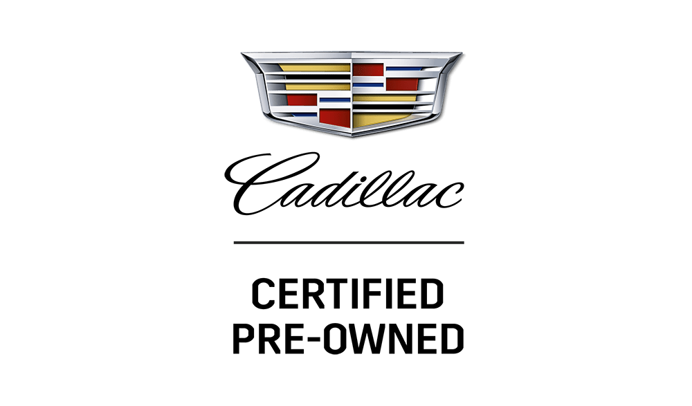Cadillac Certified Pre-Owned Vehicles