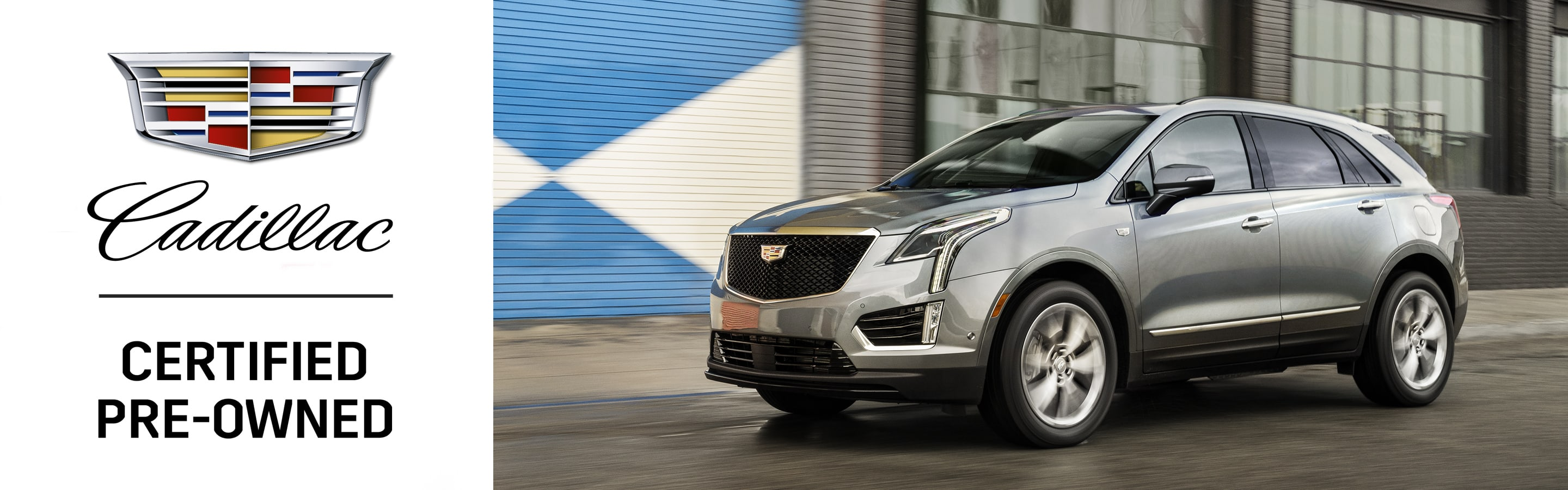 Certified Pre-Owned Cadillac XT5