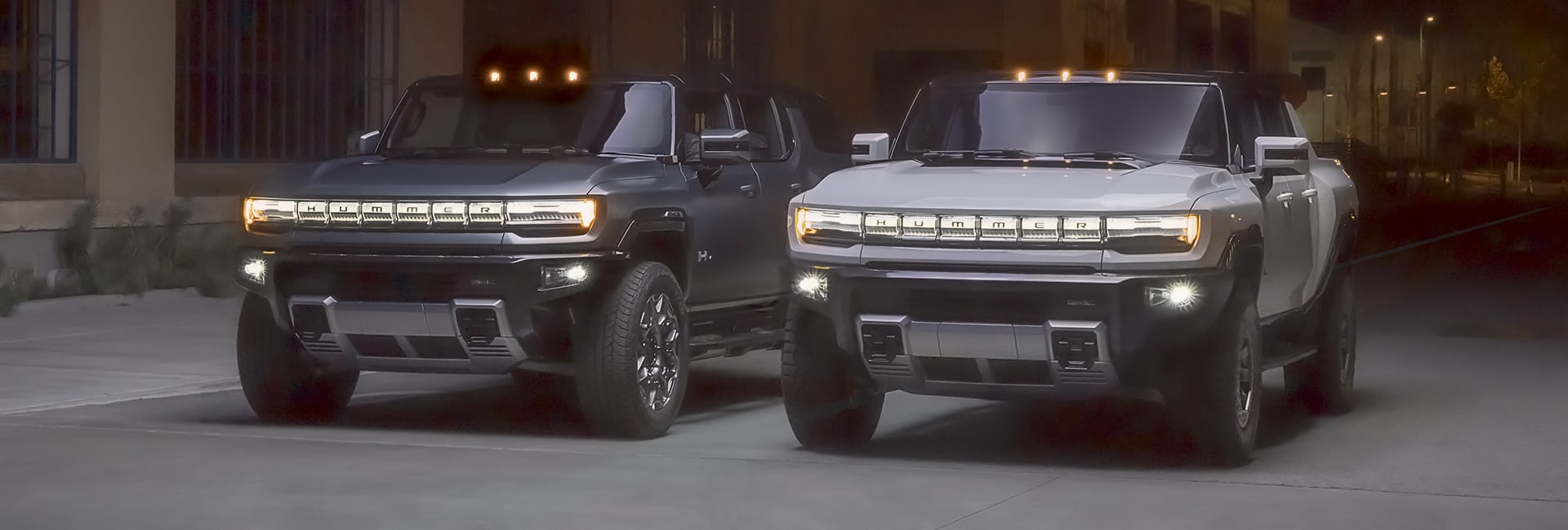 2022 GMC Hummer EV Truck and SUV