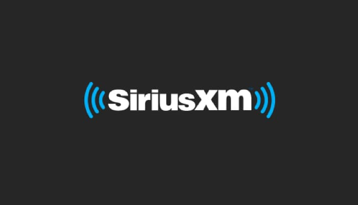 The SiriusXM logo.