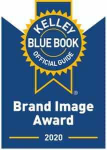 Kelly Blue Book 2020 Brand Image Award