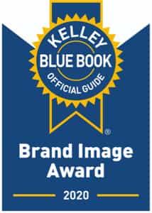 Kelly Blue Book 2020 Brand Image Award