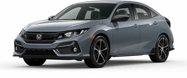 2020 Civic Hatchback