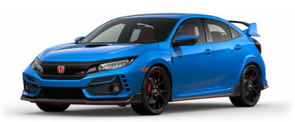 2020 Civic Type R