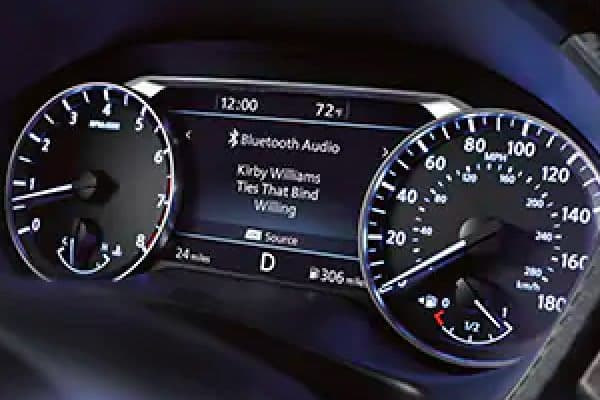Digital Display Featuring Bluetooth Audio