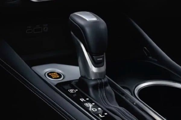 Gear Shift and Console