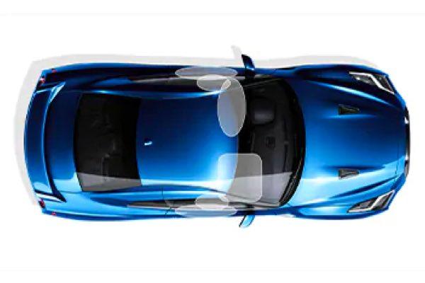 2021 Nissan GT-R air bags