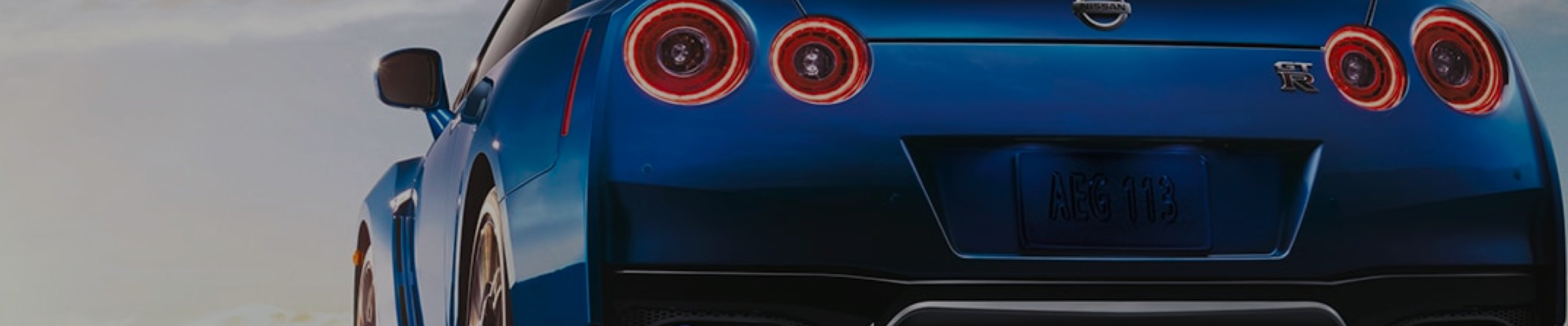 2021 Nissan GT-R rear view